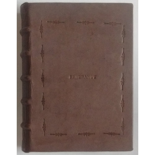 Luxurious Rembrandt Notebook
