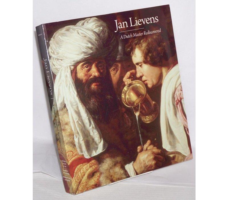 Jan Lievens  A Dutch Master Rediscovered HC