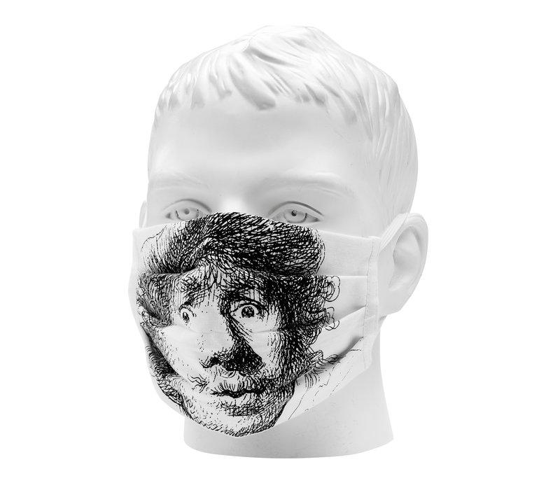 Rembrandt Face Masks (set of 2)