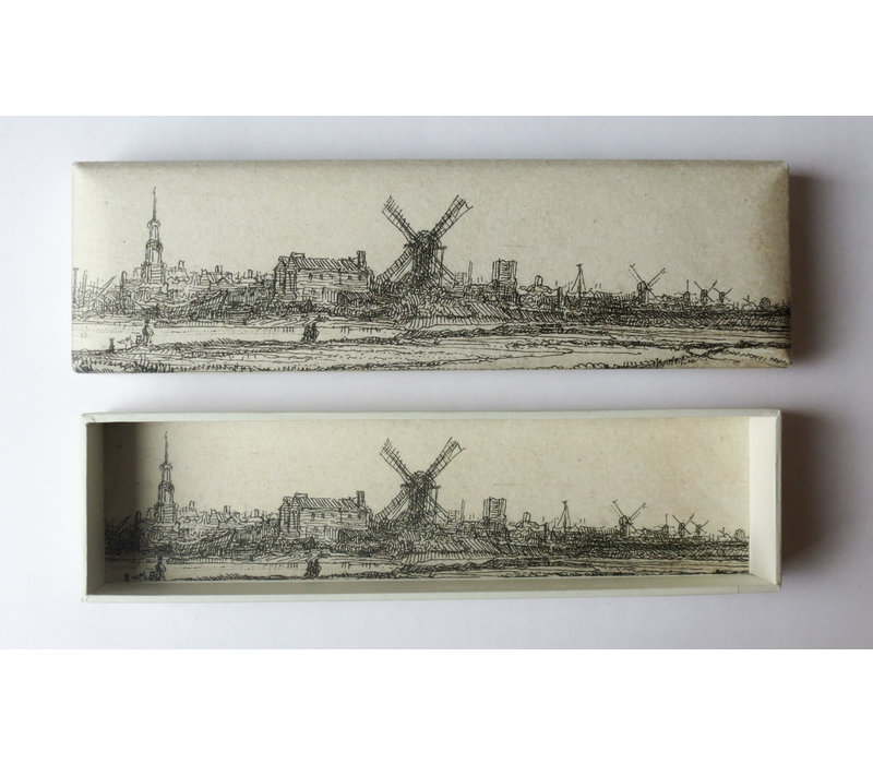 Pen Case View of Amsterdam