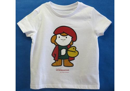 Children's T-shirt Little Rembrandt