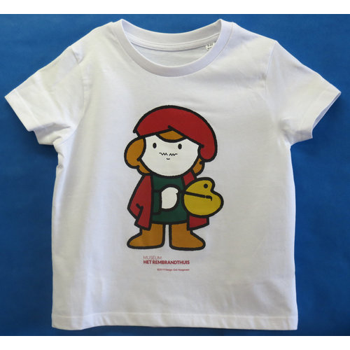 Children's T-shirt Little Rembrandt