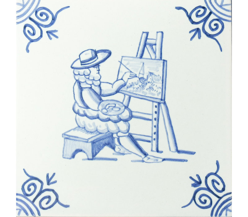 Tile The Painter