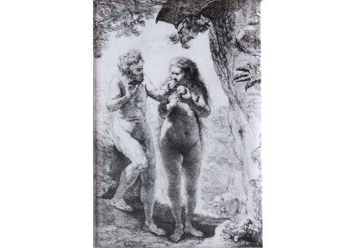 Magneet Adam en Eva