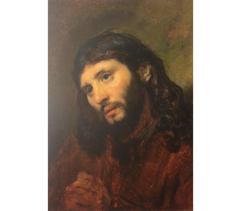 Ansichtkaart Jezus