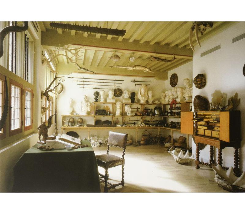 Postcard Interior The Cabinet