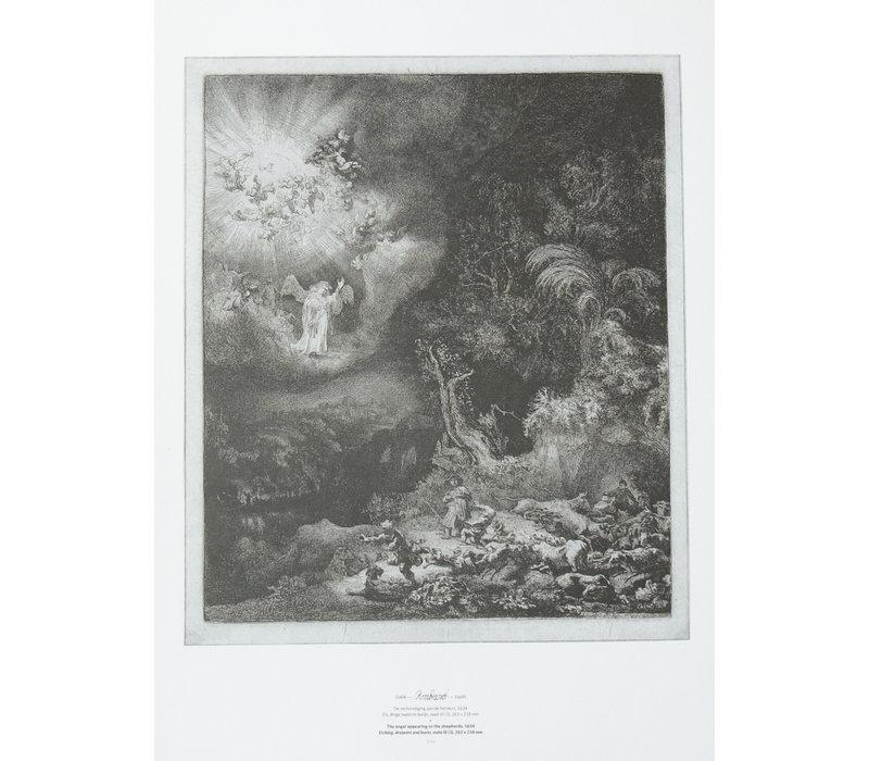 REPRO The Adoration of the Shepherds