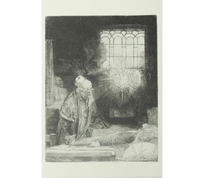 Ansichtkaart Faust