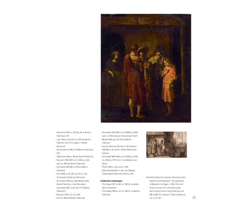 Life and Work of a late Rembrandt Pupil