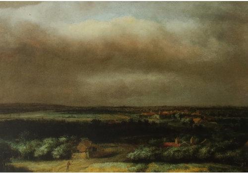 Postcard Philips Koninck
