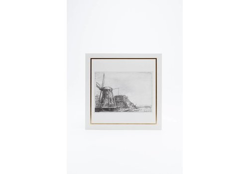Greeting card Rembrandt