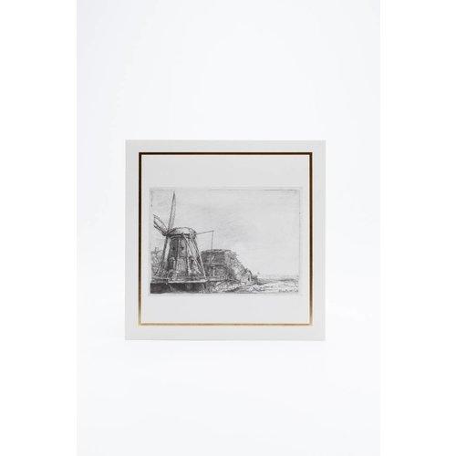 Wenskaart Rembrandt