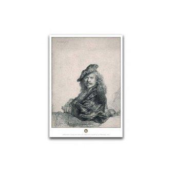 Poster Rembrandt Grand Seigneur