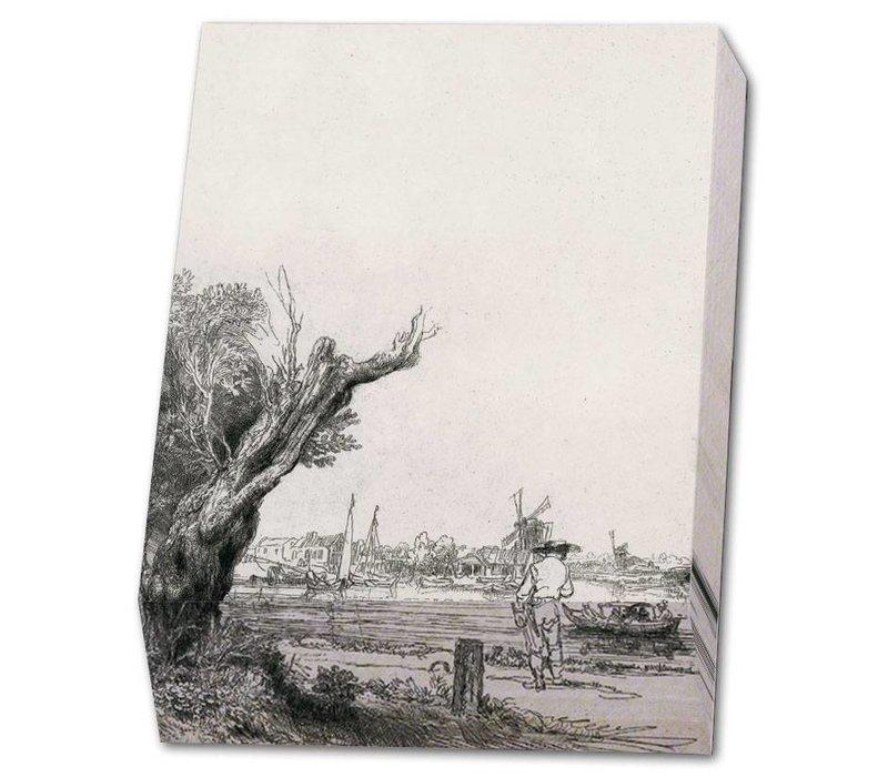 Noteblock Rembrandt