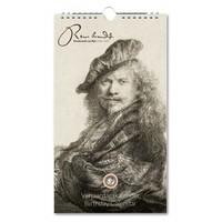 Verjaarskalender Rembrandt