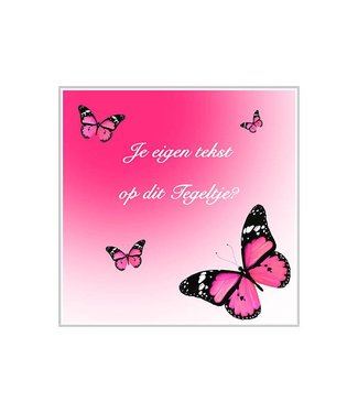 Tegeltje vlinder (2)