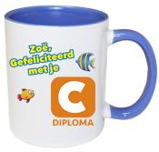 Zwemdiploma mok c diploma