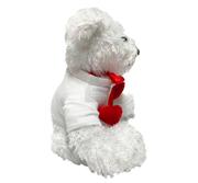 Valentijnscadeau knuffel bedrukken
