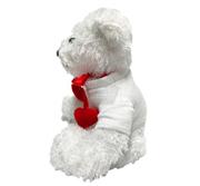 Valentijnscadeau knuffel met naam