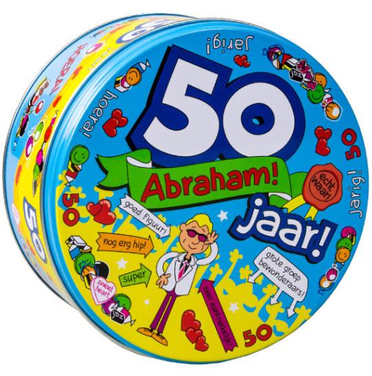 Snoeptrommel Abraham