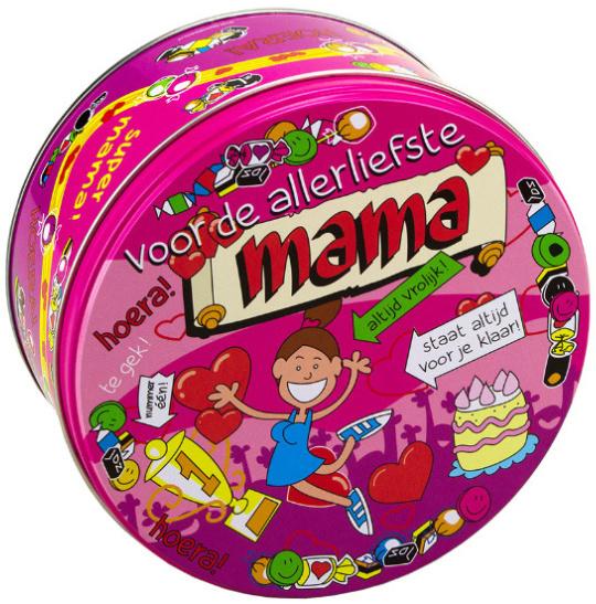 Snoeptrommel Mama