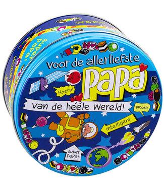 Snoeptrommel Papa