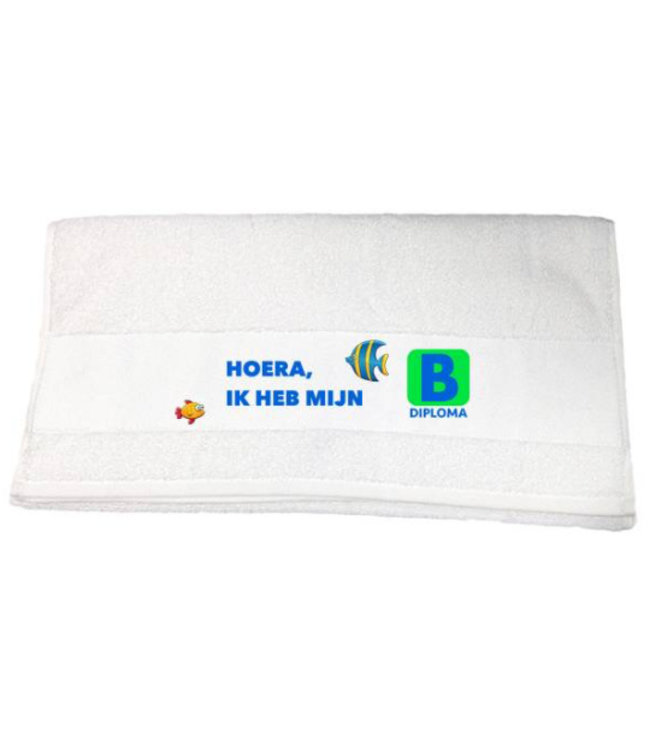 Handdoek B Diploma