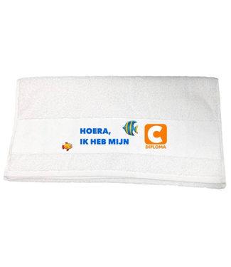 Handdoek C Diploma