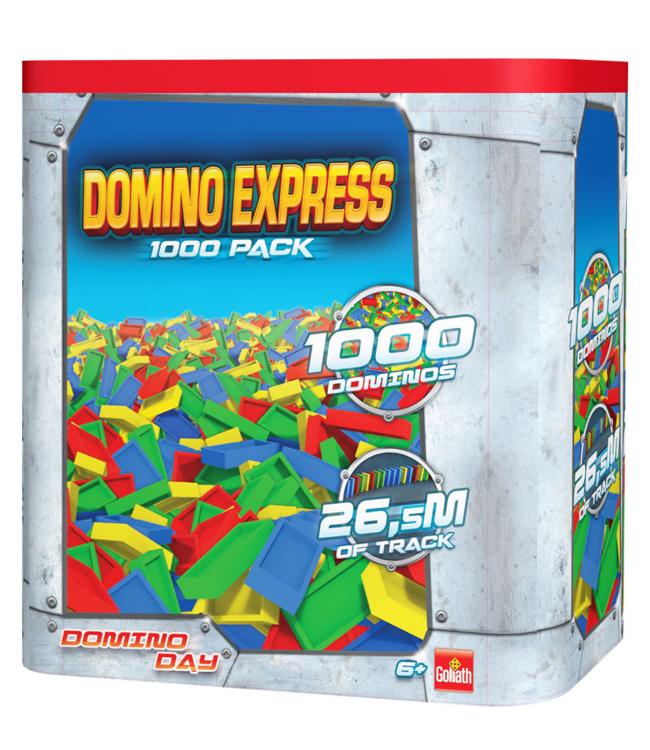 Domino Express 1000 dominostenen