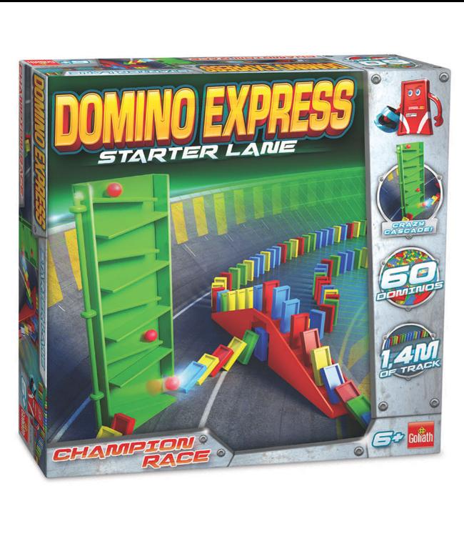 Domino Express Starter Lane set