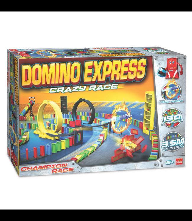 Domino Express Crazy Race Set