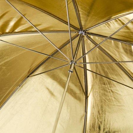 Lencarta 100cm Pro Gold Reflective Umbrella