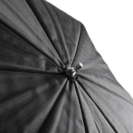 Lencarta Studio Paraplu Zilver 100cm