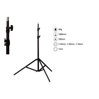 Lencarta Light Stand Portable