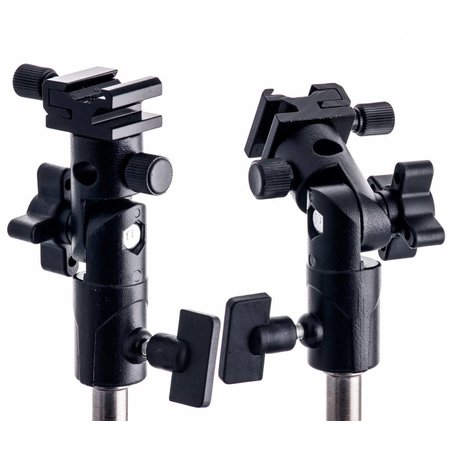 Lencarta Flashgun Light Stand-adapter