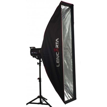 Lencarta Softbox Striplight 27x200cm Profold Folding | Diverse merken Speedring Speedring