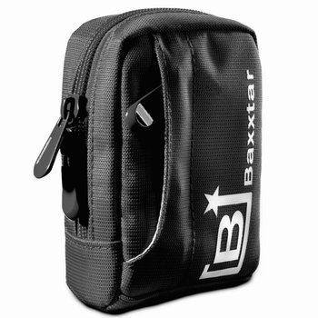 Camera Bag M Black/white