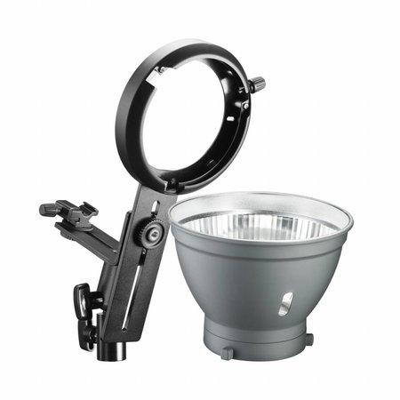 walimex Reflector Set voor compacte flitsen