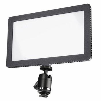 Walimex Pro LED Kameraleuchte Soft 200 Square Bi Color