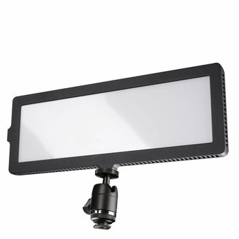 Walimex Pro LED Camera Light Soft 200 Flat Bi Color