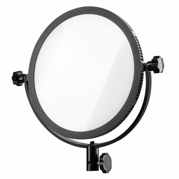 Walimex Pro LED Flächenleuchte Soft 300 Round Bi Color