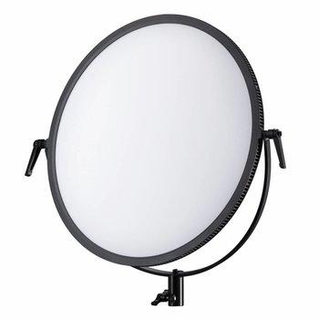 Walimex Pro LED Flächenleuchte Soft 700 Brightlight Round Bi Color