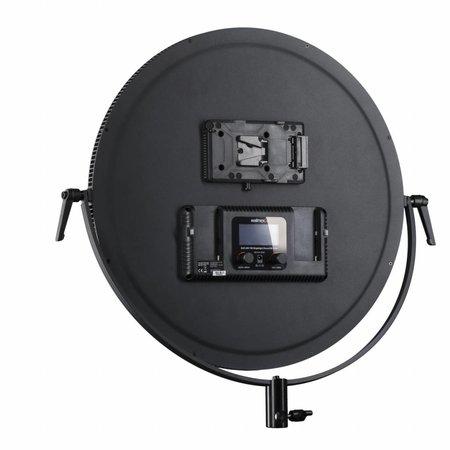 Walimex Pro Zachte LED 700 BL Ronde Bi-kleur