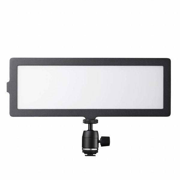 Walimex Pro LED Videolicht Soft 200 platte bi-kleurenset I