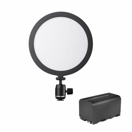 Walimex Pro Zachte LED 200 ronde bi-kleurenset1