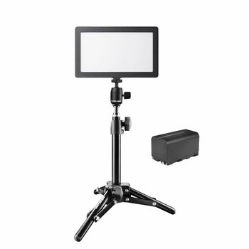 Walimex Pro LED Camera Light Soft 200 Square Bi Color Set II