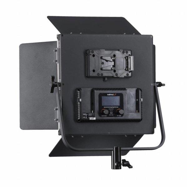 Walimex Pro Zachte LED 520 Brightlight Bi-kleurenset2