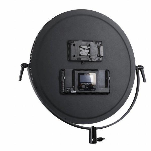 Walimex Pro Zachte LED 700 ronde bi-kleurenset2