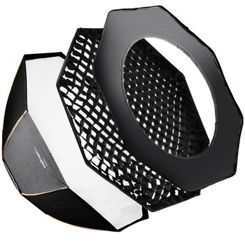 walimex pro Octa Softbox Plus OL 213 | For various brands speedring