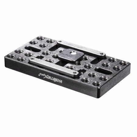 Walimex Pro Aptaris Cold Shoe Mounting Plate Set